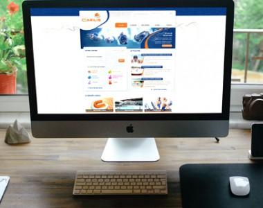 Webdesign Carilis