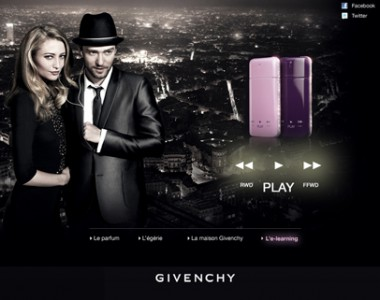 Website VIP givenchy