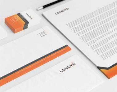 Charte Graphique Lendys