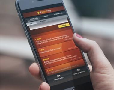 App XscorePlay