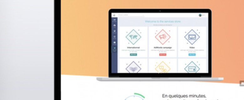 Webdesign pour Galaxy